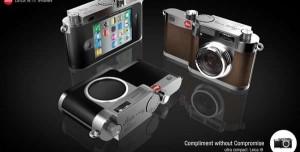 Leica i9: iPhone 4 Profesyonel Kameraya Dönüşüyor