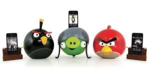 Angry Birds Çılgınlığı Her Yerde
