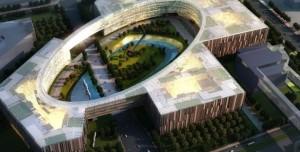 Baidu'nun Gelecek Nesil Bilim ve Teknoloji Kampüsü