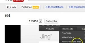 YouTube Videoları Artık Efektlerle Düzenlenebilir