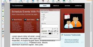 CoffeeCup Visual Site Designer