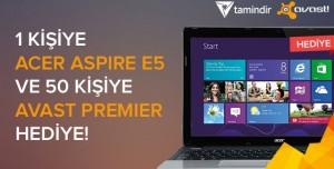 Dizüstü Bilgisayar ve 50 Avast Premier Ödüllü Bahar Temizliği Kampanyamıza Katılın! (Sona Erdi)