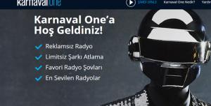 Akıllı Radyo Karnaval One Yayınlandı