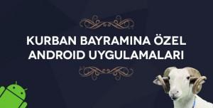 Kurban Bayramına Özel Android Uygulamaları