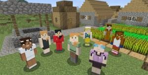 Minecraft'a Sonunda Ücretsiz Kız Karakter Getirildi