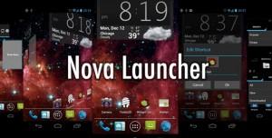 Nova Launcher Güncellendi