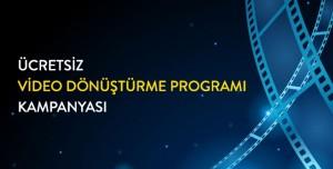 Tamindir'den Ücretsiz Video Dönüştürme Programı Kampanyası
