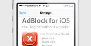 AdBlock for iOS