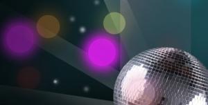 Disko Topu Canlı Duvar Kağıdı