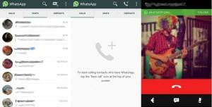 WhatsApp Sesli Görüşme Özelliğini Bazı Kullanıcılara Açtı
