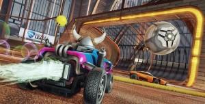 Rocket League Hafta Sonu Boyunca Steam'de Ücretsiz