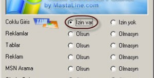 Windows Live Messenger için Çoklu MSN Açma Yaması (WLM Universal Patch)