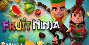 Fruit Ninja'nın Filmi Geliyor!