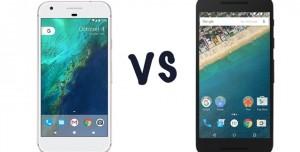 Google Pixel ve Nexus 5X Karşılaştırması