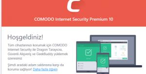 Comodo Internet Security 10 Yayınlandı, Hemen İndirin!