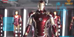 Iron Man Zırhı Gerçek Oldu!