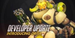 Overwatch'un Yeni Tank Karakteri 'Orisa' ile Tanışın