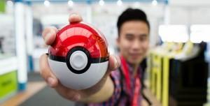 Pokemon Go Oyuncularına Özel Poke Ball Şeklinde Powerbank Üretildi