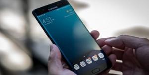 Samsung Galaxy Note 7'nin Yeşil Batarya İkonu Ortaya Çıktı