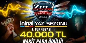 Türk Yapımı Zula'dan 40 Bin TL Ödüllü Yaz Turnuvası!