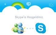 MSN Hesabıyla Skype Üzerinde Nasıl Oturum Açılır?