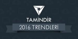 Türkiye 2016 Yılında Neler İndirdi? - Tamindir 2016 Trendleri Yayınlandı