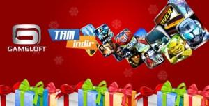 Tamindir ve Gameloft'tan Yılbaşı Kampanyası