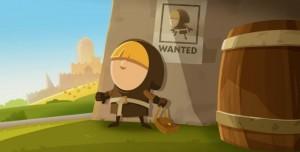 Rovio Stars'ın Yeni Oyunu Tiny Thief Geliyor