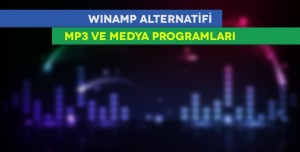 Winamp Alternatifi Programlar