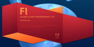 Adobe Flash Professional Creative Suite (CS) 6