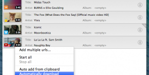 MediaHuman YouTube to MP3 Converter Mac Sürümü