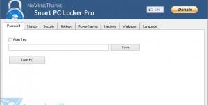 Smart PC Locker Pro