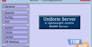The Uniform Server