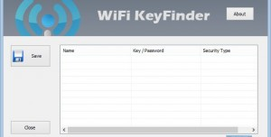 Wifi Key Finder