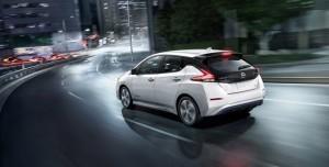 Nissan, Elektrikli Yeni Leaf Modelini Tanıttı!