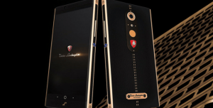 Lamborghini'den Lüks Akıllı Telefon: Alpha One!