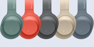 Sony, Bluetooth'lu Üç Kulaklık Modelini Tanıttı