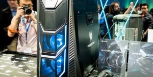 Acer'den 128GB RAM'li Oyuncu Bilgisayarı: Predator Orion 9000