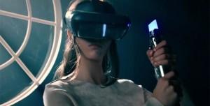 Lenovo, Star Wars İçin Sanal Gerçeklik Gözlüğü Üretti