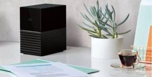 Western Digital'den 20 TB'lik Taşınabilir Depolama Sistemi!