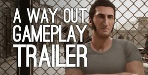 Prison Break Benzeri A Way Out Tanıtıldı!