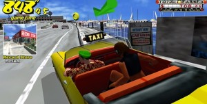 Crazy Taxi, Mobil Platformlarda Ücretsiz Oldu!