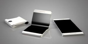 Samsung Katlanabilir Telefonunu 2017'de Çıkaracak