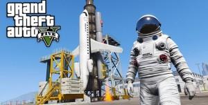GTA 5'in Uzay Modu Çıktı!