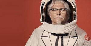 KFC Uzaya Hamburgerini Gönderdi