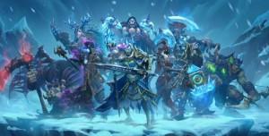 Hearthstone: Knights of the Frozen Throne'un Çıkış Tarihi Açıklandı
