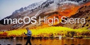 Apple, macOS High Sierra'yı Duyurdu