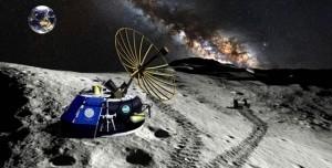 Moon Express Ay'a Gitmek İçin İzin Alan İlk Özel Şirket Oldu