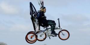 Uçan Bisiklet ile Trafik Çilesine Son Verin