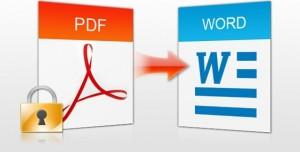 En İyi 5 PDF - Word Dönüştürme Aracı